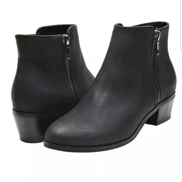 Short Ankle Boots For Women Winter